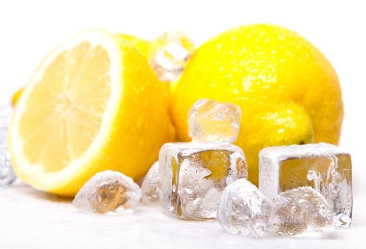 buzlu limon