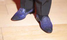 Bülent Serttaş'ın ayakkabısı 2 bin dolar