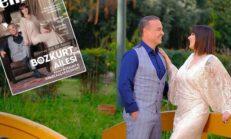'Rüya evlilik' c*nayet ve int*harla bitti (Kaan Bozkurt ve eşi Gamze Kaçar Bozkurt bir hafta önce dergiye kapak olmuşlardı)