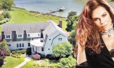 Nazan Şoray Ohio'dan göl evi aldı