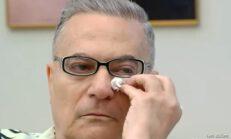 Mehmet Ali Erbil gözyaşları içinde anlattı: Babam sevmiyordu o adam nasıl sevsin!