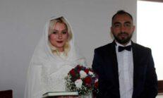 Ukraynalı Kristina Müslüman olarak Sivas'a gelin geldi
