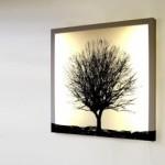 ağaç resmi canvas