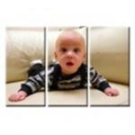 bebek resmi canvas