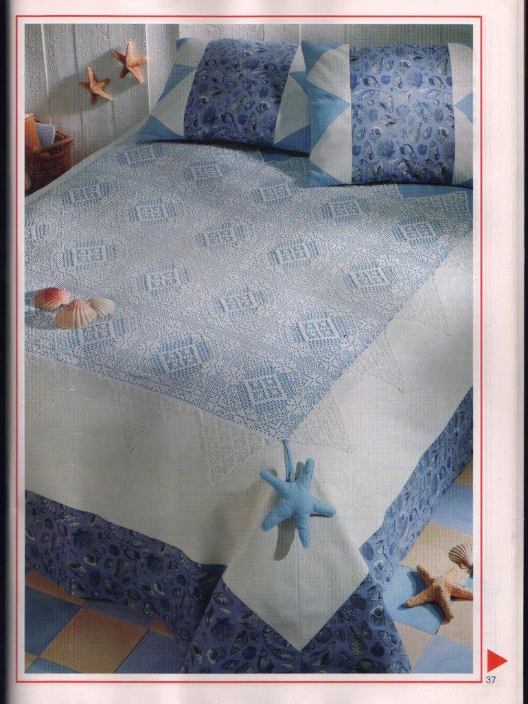 dantel yatak örtüsü modelleri en güzel