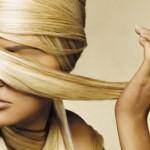 sarı saçlar için bakım