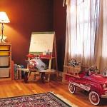 uçak araba çocuk oda