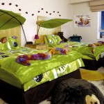 yeşil yaprak 2012 çocuk oda